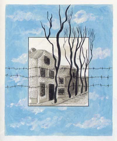 Ilustración de Bernice Eisenstein