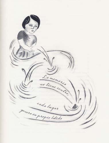 Dibujo de Bernice Eisenstein